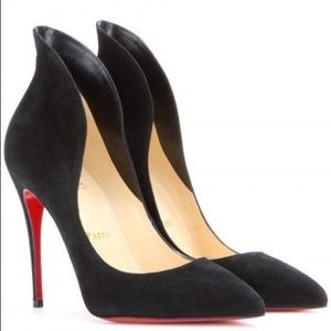 6329289c7528 Christian Louboutin Shoes - Christian Louboutin Mea Culpa 120 Black Heels  Pump